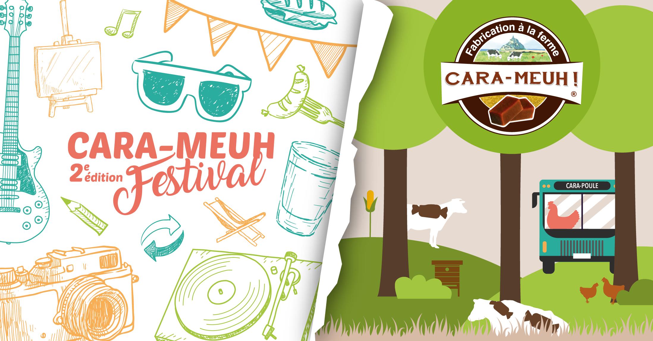 RessourSée participe à la seconde édition du festival Cara-Meuh
