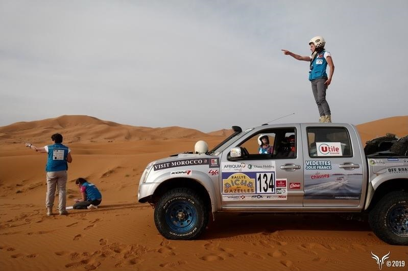 RessourSée au Rallye Aïcha des Gazelle