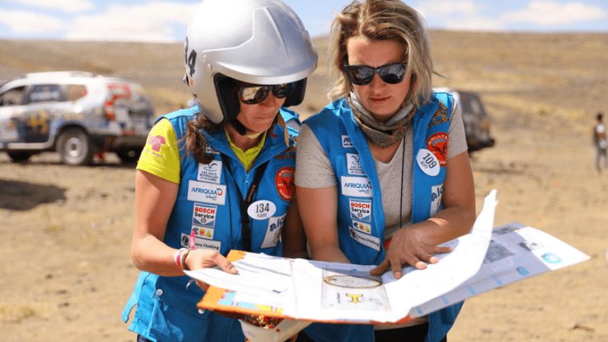 RessourSée au Rallye Aïcha des Gazelles